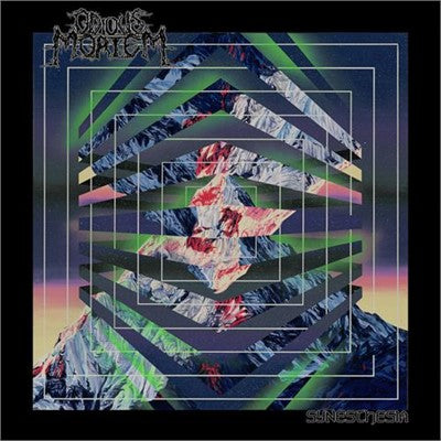Odious Mortem- Synesthesia CD on Willowtip Rec.