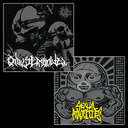 Odiusembowel / Sexual Atrocities- Split CD on Unmatched Brutality Rec.