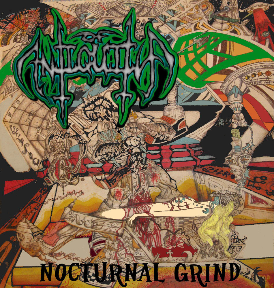 OF ANTIQUITY- Nocturnal Grind CD