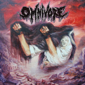 Omnivore- S/T CD on Unspeakable Axe Rec.