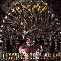 ONICECTOMY- Drowning For Salvation CD on Coyote Rec.