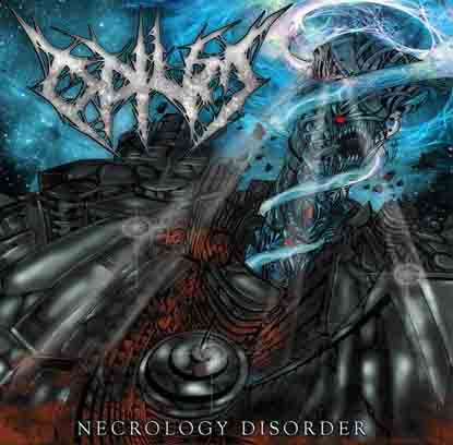 Opium- Necrology Disorder CD on Extreme Souls Prod.