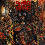 Splatter Wh*re- City Of The Sleazehounds CD on Obliteration Rec.