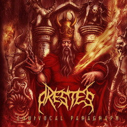 Orestes- Equivocal Paragraph CD on Rottrevore Rec.