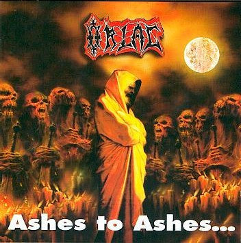Orlac- Ashes To Ashes.. CD
