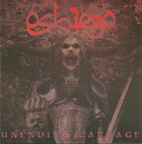 Oshiego- Unending Carnage CD Self Released