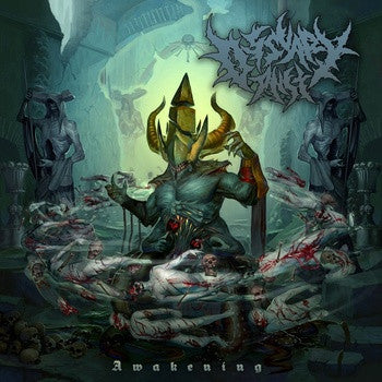 Ossuary Anex- Awakening CD on Soul Flesh Collector