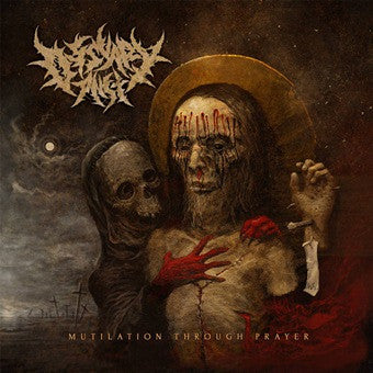 Ossuary Anex- Mutilation Through Prayer CD on Lord Of The Sick