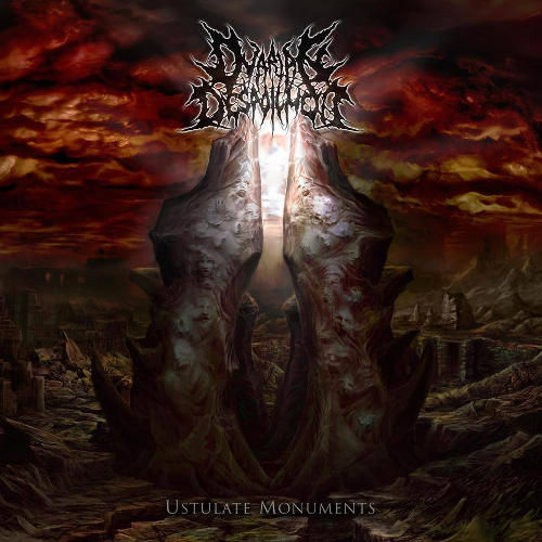 Ovarian Despoilment- Ustulate Monuments CD on Show No Mercy Rec.