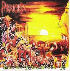Parricide- Illthreat CD ORIGINAL VERSION