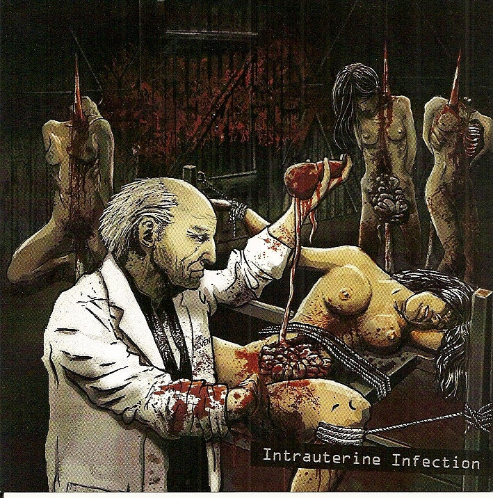 Paediatrician- Intrauterine Infection CD on Nice To Eat You Rec.