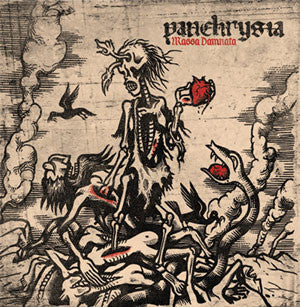 Panchrysia- Massa Damnata CD on Shiver Records