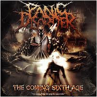 Panic Disorder- The Coming Sixth Age CD on Rottrevore Rec.