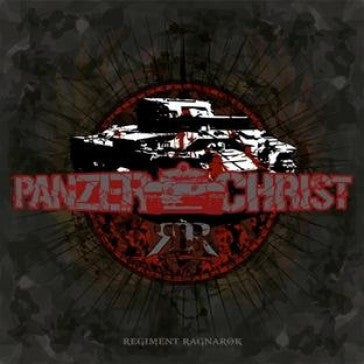 Panzerchrist- Regiment Ragnarok CD on Listenable Rec.