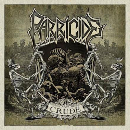 Parricide- Crude CD on Rotten Music