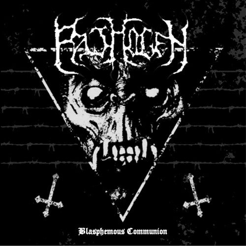 Pathogen (Phil)- Blasphemous Communion CD on Dead Center