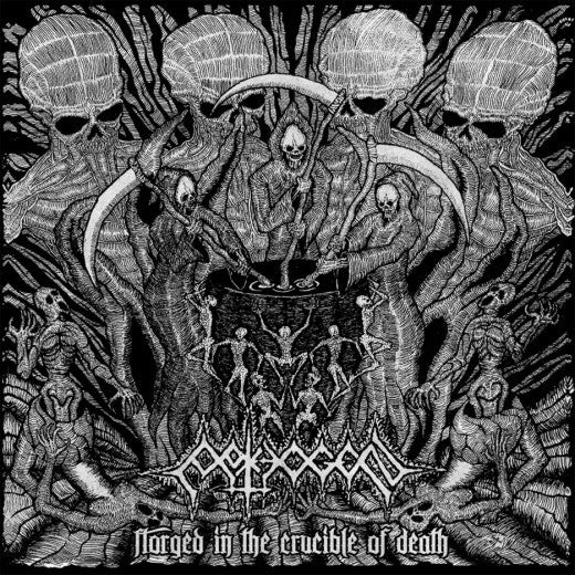 Pathogen- Forged In The Crucible Of Death CD