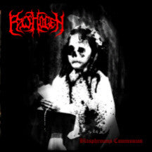 Pathogen (Phil)- Blasphemous Commumon CD on Old Cemetery Rec.