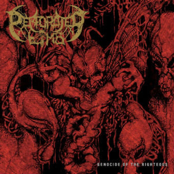 Perforated Limb- Genocide Of The Righteous CD on Bizarre Leprous Prod.