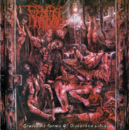 Perverse Dependence- Gruesome Forms Of Distorted Libido + Demo CD on Lord Of The Sick