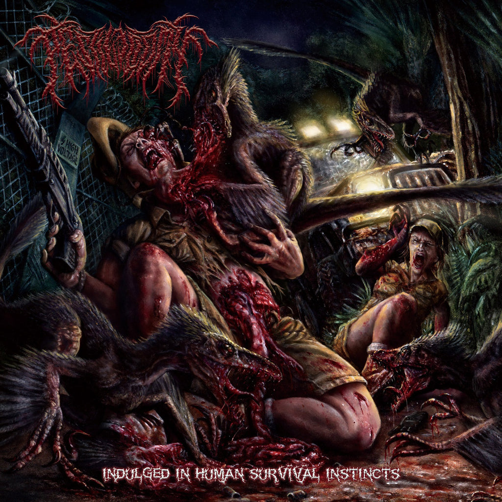 Pestilectomy- Indulged In Human survival Instincts CD on Ghastly Music