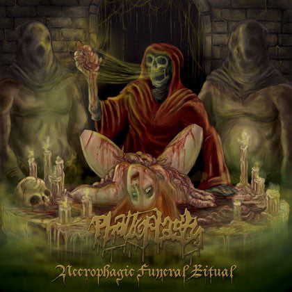 Phalloplasty- Necrophagic Funeral Ritual DIGI-CD on Gore House Prod.