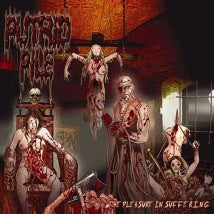 PUTRID PILE- The Pleasure In Suffering Revisited CD on Sevared R