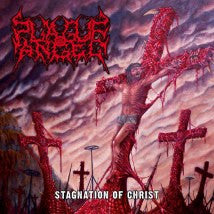 PLAGUE ANGEL- Stagnation Of Christ CD on Sevared Records