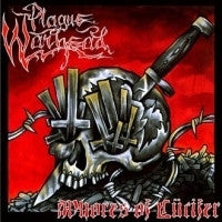 Plague Warhead- Whores Of Lucifer DIGI-MCD on Godeater Rec.