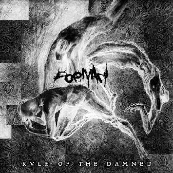 Poenari- Rule Of The Damned CD on Hellthrasher Prod.