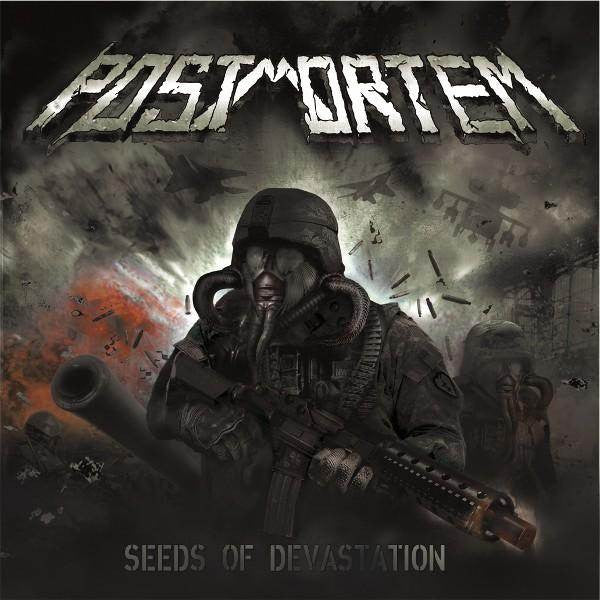 Postmortem- Seeds Of Devastation CD on War Anthem Rec.