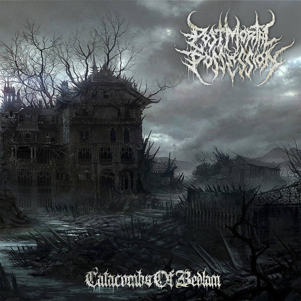 Post Mortal Possession- Catacombs Of Bedlam CD on Lord Of The Sick