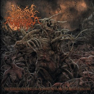 Postcoital Ulceration- Continuation Of Defective Existence After Multiple Ruinous Collapses CD on Ghastly Music
