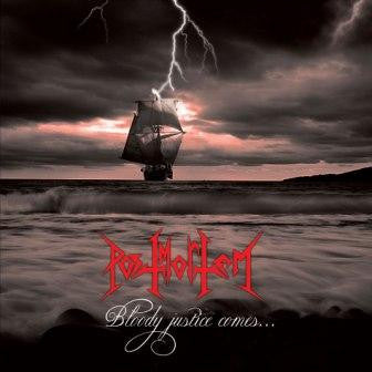 Postmortem- Bloody Justice Comes CD on Blacksmith Prod.