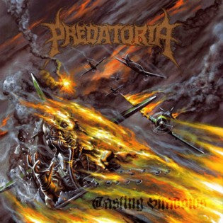 "Predatoria- Casting Shadows 12"" LP VINYL"