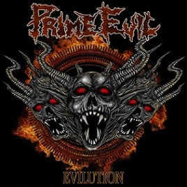 Prime Evil- Evilution DIGI-CD on Inferno Rec.