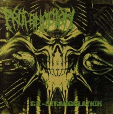 Profanacion- Re Strangulation CD