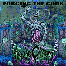 PROVOCATION- Forging The Gods CD on Sevared Records
