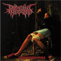 Psycho Injected- Screaming Jiwa CD on No Label Rec.