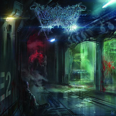 PSYCHOSURGICAL INTERVENTION- Act 1 CD on Rotten Cemetery Rec.