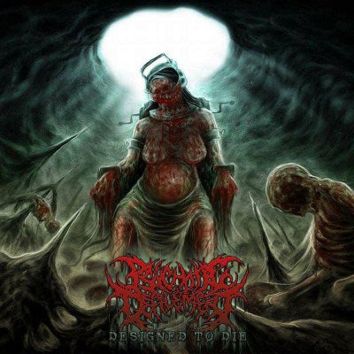 Psychotic Defilement- Designed To Die CD on P.E.R.