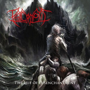 Psycroptic- The Isle Of Disenchantment CD on Thanatopsis Rec.