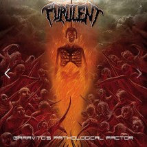 PURULENT- Gravito's Pathological Factor DOUBLE CD on Sevared Rec