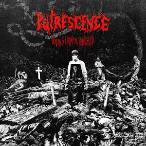Putrescence- Voiding Upon The Pulverized CD on Eclectic Prod.