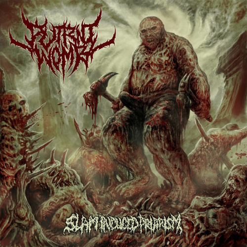 Putrid Womb- Slam Induced Priapism CD on Rotten Music