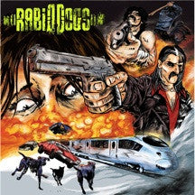 Rabid Dogs- S/T CD on Hecatombe Records