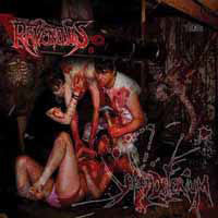 Ravenous- Blood Delerium DIGI-CD on Red Stream Rec.