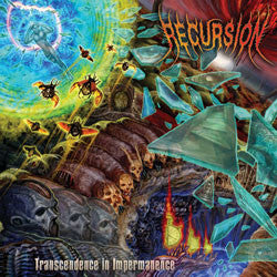 Recursion- Transcendence In Impermanence CD on Soulflesh Collect