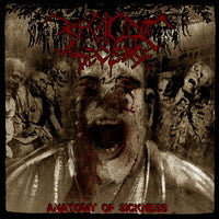 Regicide Decease- Anatomy Of Sickness CD on Psycho Rec.