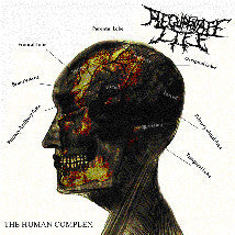REGURGITATE LIFE- The Human Complex CD on Sevared Rec.